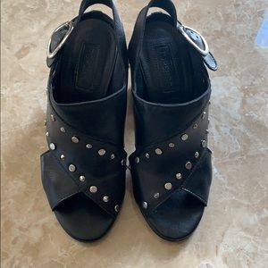 Top shop nixie black size 36 shoes